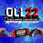 Come to OLL '22 - a video games convention for Norfolk... featuring us.